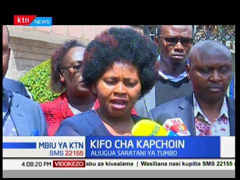 Kinara wa NASA Raila Odinga aongoza viongozi kukutana na rais wa zamani Mwai Kibaki-Mbiu ya KTN