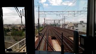 JR西日本 東海道線・京都線(新快速・京都→大阪)