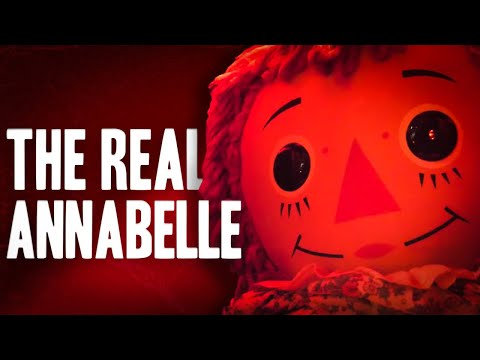 Meeting The Real Annabelle Doll