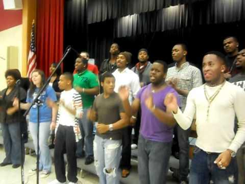 Expect The Great- Jsu Gospel Choir Rehearsal