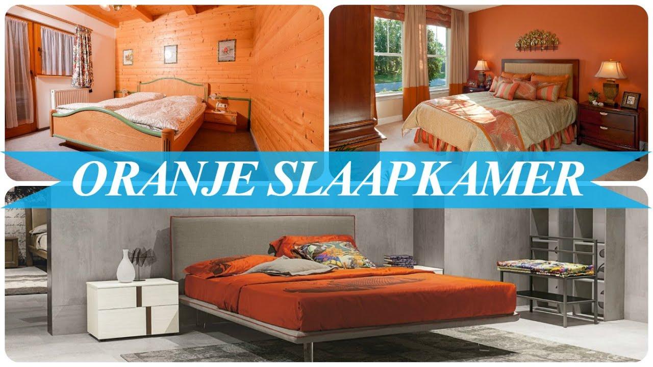 Oranje slaapkamer - YouTube