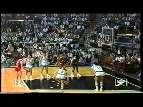 1988 G1 Dietor Virtus Bologna vs Yoga Fortitudo Bologna (2nd Half)