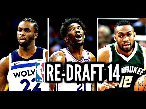 2014 NBA Re-Draft: Jabari Parker * Joel Embiid * Andrew ... Jabari Parker Nba 2k13