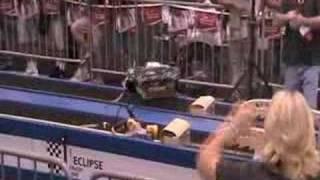 Belt Sander Racing At 2007 Awfs Fair