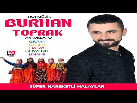 Burhan toprak - grani yeni ilk albüm full