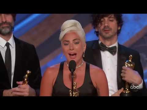 Леди Гага получила Оскар 2019 [озвучила Elena Lids]