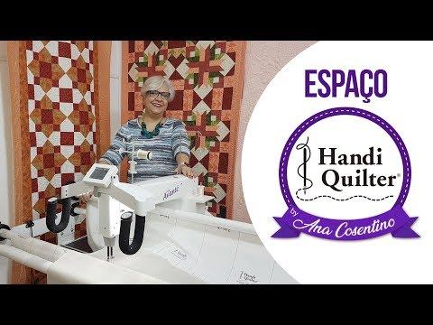 Inauguração do Espaço Handi Quilter by Ana Cosentino