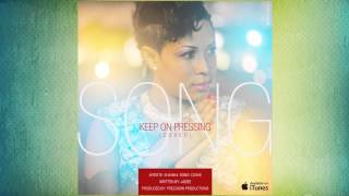2014 NEW RECORDING GOSPEL ARTISTE Cover - (Keep On Pressing by Jadee)