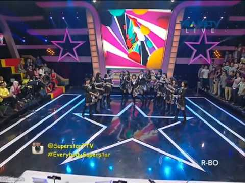 [HD] JKT48 - Koisuru Fortune Cookie @ Everybody Superstar Trans TV