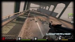 Left 4 Dead 2 - Epic Escape Vs Tank