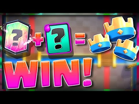 LEGENDARY COMBO = WIN • Clash Royale