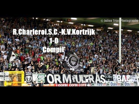 R. Charleroi .S.C. - K.V.Kortrijk Compil' 1-0 By Julien Trips Photography