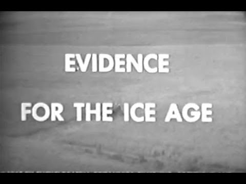 Evidence For Ice Age - How Glacial Ice Shaped North America