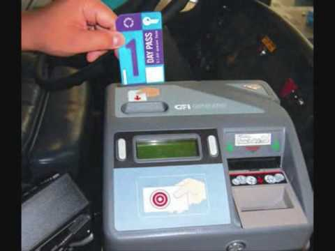 Gfi odyssey validating fare boxes for buses