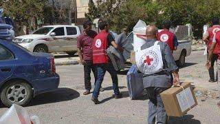 أخبار خاصة - مساعدات إنسانيةتخفف من معاناة سكان #سرت