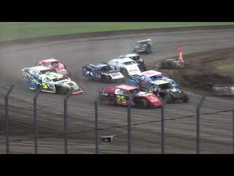 IMCA Sport Mod Heats 3-4 Davenport Speedway 9/21/18