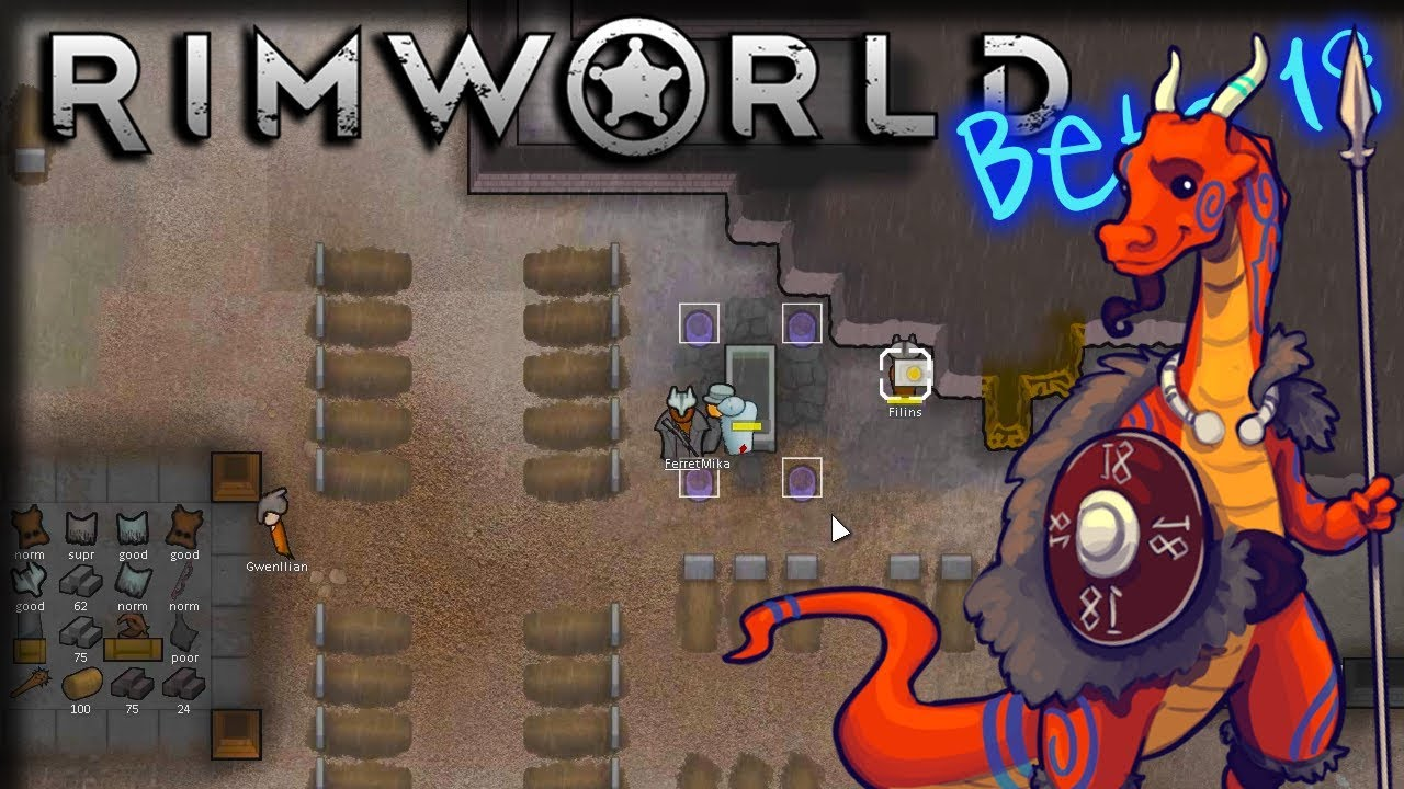 Forgiveness – Rimworld [Beta 18] Extreme Tribal Gameplay – Let's Play Part  18