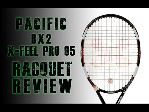 PACIFIC BX2 X-Feel Pro 95 Racquet Review   Tennis Express