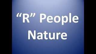 nature by name |r letter name people|
