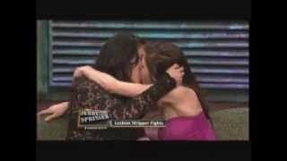 Lesbian Stripper Fights