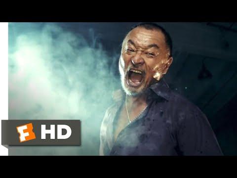 Diamond Cartel (2017) - Schizophrenics and Narcotics Scene (2/10)   Movieclips