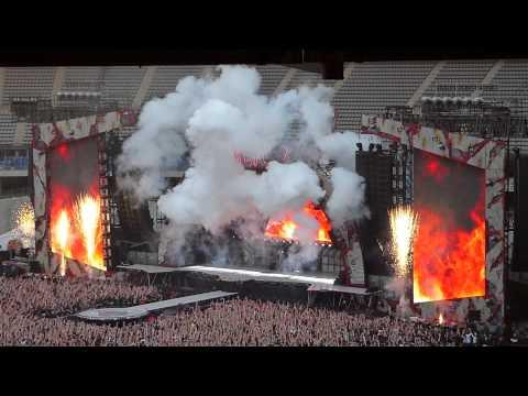AC/DC - Opening & Rock or Bust @ Stade de France 23-05-2015