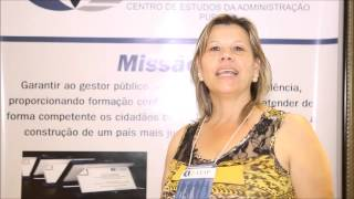 Depoimento Vereadora Ivanete Potrick - Piratuba/SC