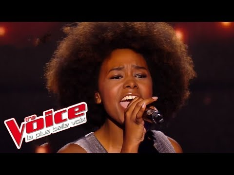 Alicia Keys – No One | Mel Sugar | The Voice France 2016 | Blind Audition