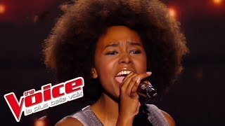 The Voice 2016 │Mel Sugar - No One (Alicia Keys) │Blind Audition