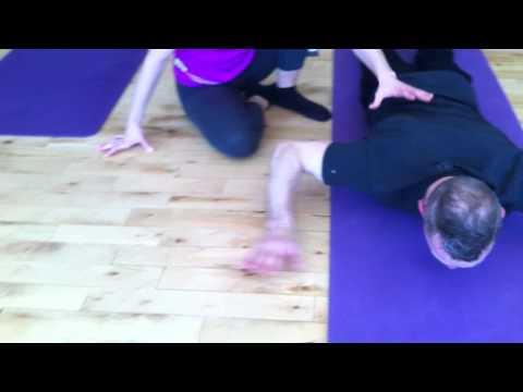 Formation d'instructeurs Méthode Ann McMillan Pilates au sol
