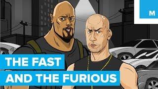'Fast & Furious' en moins de 3 Minutes | Mashable TL;DW