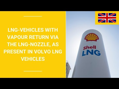 LNG-Vehicles with vapour return via the LNG-nozzle, as present in Volvo LNG vehicles