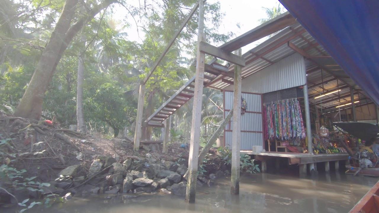 Download Damnoen Saduak Floating Market, southwest of Bangkok, Thailand (Part 2)