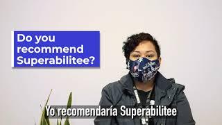 Superabilitee, Inc. K-12 Reading and Writing Tutoring-Parent Testimonial.  Call us 1-888-838-READ