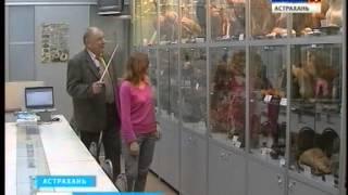 Астраханец Владимир Федорович написал свою песню об Астрахани