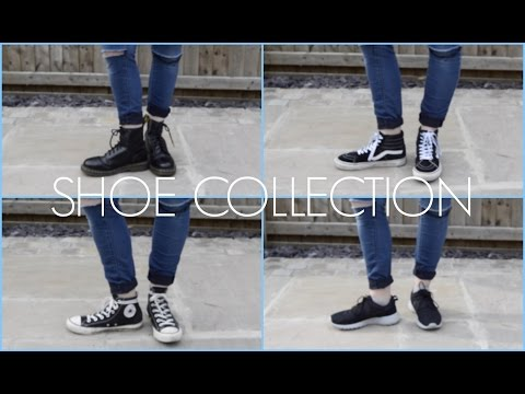 SHOE COLLECTION 2016 | Georgia Oliver