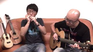 Baixar Nothing Gonna Change My Love For You-口琴Cover with 秉權