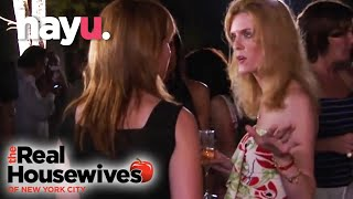 Jill, Simon And Alex Fight Over The NY Post Article!    The Real Housewives of New York City