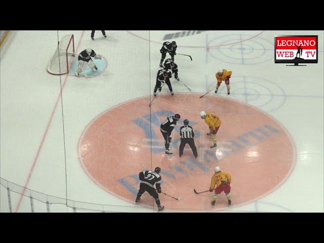 HC Lugano vs SLC Tigers