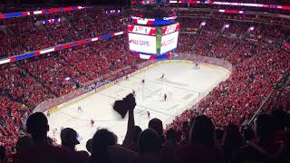 Capitals Finish Game 6 Strong Against Tampa Bay Lightning