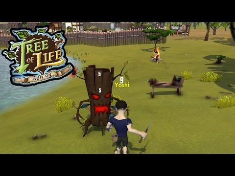 Tree of Life #1 - Descobrindo Um Novo Mundo!