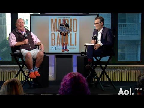 Mario Batali Discusses Wearing Crocs And Fashion | BUILD Series