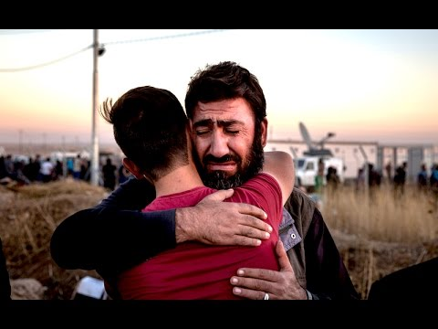 Mosul Families Reunited - Iraq