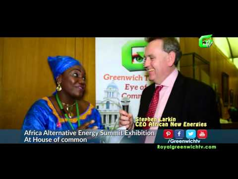 Africa Alternative Energy Summit Exhibition (AAESE) At Hous of Common