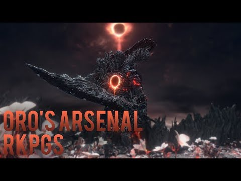 Dark Souls 3 - Oro's Arsenal: Ringed Knight Paired Greatswords