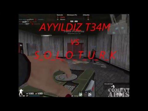 [ Clan War ] AYYILDIZ T34M vs S_O_L_O_T_U_R_K