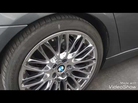 How to clean BMW wheels