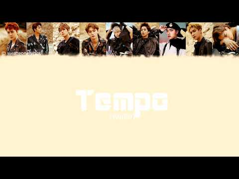 EXO 엑소 - Tempo (Audio) From EXO's 5th Album 'DON'T MESS UP MY TEMPO'