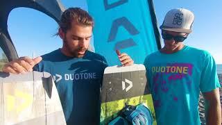 Jaime | Jaime Textreme - Duotone twin tip kite board 2019