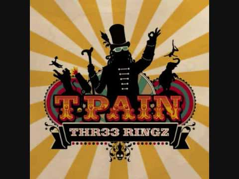 T-pain - Take your shirt off NEW 2009 mp3
